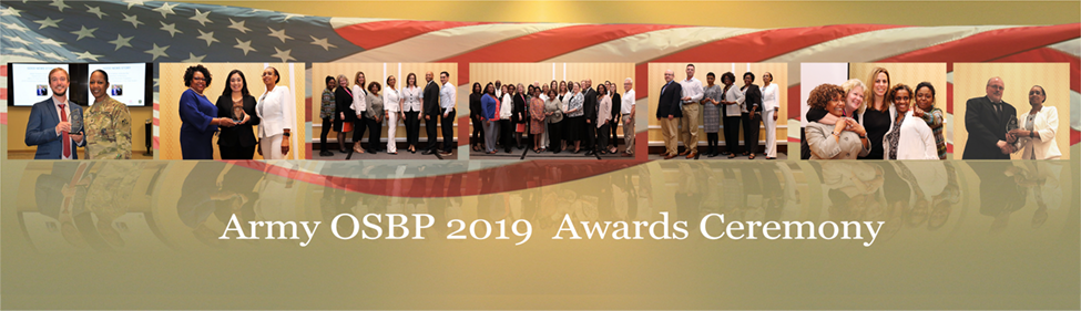 OSBP - SBTW2019 Award Winners